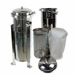 5 мкм воды PP/PE/SS304 Lquid мешок фильтра в корпусе из нержавеющей стали мешок фильтра для безалкогольных напитков фильтрации