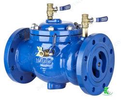 O fluxo de retorno de segurança Preventor Anti poluição a válvula de corte (GHS11X)