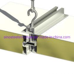 Grade de Z personalizado alumínio alveolado Teto para salas brancas