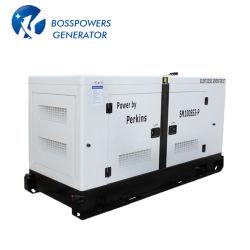 Diesel Genset van de Generator van Doosan van de Motor EPA 50kw de Geluiddichte Elektrische