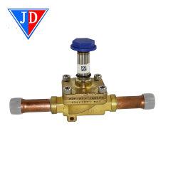 Válvula solenóide de refrigeração do tipo de solda o MDF2H001