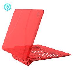 연약한 PC 손잡이 디자인 MacBook 공기를 위한 Kickstand를 가진 방수 휴대용 퍼스널 컴퓨터 상자