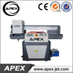 Поддержка автоматического измерения высоты Ce4 Apex УФ7110 УФ планшетный принтер