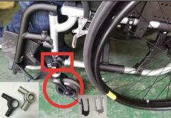 Lavorazione CNC per parti pressofuse, parti di precisione per sedie a rotelle