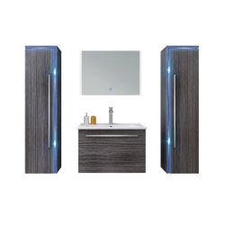 La mélamine Conseil Salle de bains Meubles de courtoisie pour utilisation à domicile Total emballé HS-E1101