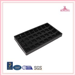 Одноразовые пластиковые лоток для продуктов питания шоколад и конфеты морепродукты пластиковый лоток
