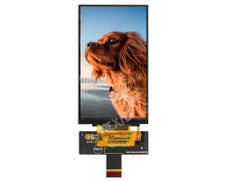 Nextek 4.0'' свободной Угол просмотра 480*800 IPS LCD сенсорная панель/ЖК-дисплей