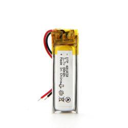 Dtp401030 RoHSの証明3.7V 80mAh超薄いLipoの電池