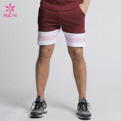 Commerce de gros vêtements sports Shorts hommes fitness personnalisés