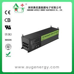 電気手段のGolfcart E-Tuktuk AgvのEボートのためのOEM&ODM 72V 96V 128V 100ah 200ah 300ah LiFePO4電池のパック