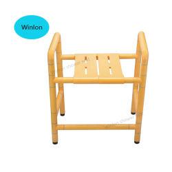뜨거운 세일 팩토리 가격, 샤워 시설, 나일론 및 스테인리스 샤워 시트 병원 노인을 위한 장애인용 샤워 의자