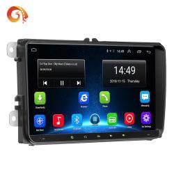 2 DIN MP4 MP5 Reproductor HD Android 8, 1 pantalla Tá Cutil De Radio Multimedia 2DIN Navegació N GPS Bluetooth WiFi FM VW Car Radio Player