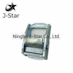 Cina Prezzo di fabbrica 25mm 200kg camma di zinco con fascetta a cricchetto Fibbia