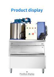 Les performances de la capacité d'équipement de réfrigération Flake Machine à glaçons Machine