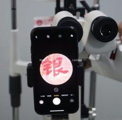Adaptateur universel pour Smartphone avec lampe à fente oculaire