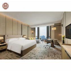 Hôtel 5 étoiles de luxe sur mesure King Size chambre à coucher Meubles fournisseur défini