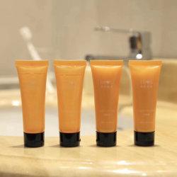 25ml jetable Mini shampoing pour l'hôtel Travel Tube de gel de douche