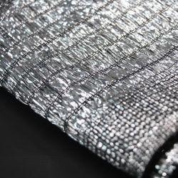 Silbernes Aluminiumfolie-Gewächshaus Sunproof des China-Lieferanten-50% haltbare landwirtschaftliche Farbton-Filetarbeit