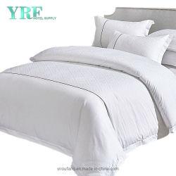Luxueux de haute qualité multi jeu de feuilles de couleur en tissu de coton pour lit King Size