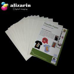 Carta da trasporto termico fine del laser di colore chiaro di taglio per l'indumento chiaro