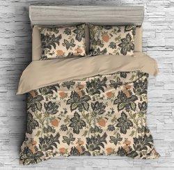 Comercio al por mayor ropa de cama fabricada en China 100% de los Textiles de Algodón Set