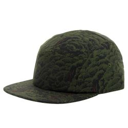الموضة عادي ترفيه الأخضر فحص قبعة كامبر قابلة للضبط