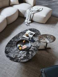 CT007 keramische koffietafel, Italiaans New Design koffietafel, woonkamer in huis en commerciële en hotel-aanpassing
