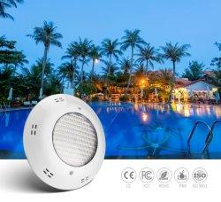 PAR de alta qualidade56 montado na parede Piscina luzes LED 18W PI68 Televisão Spotlight Lâmpada para Piscinas