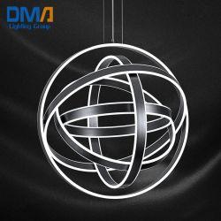 2020 Venda quente 360 Graus de rotação LED Global Luz Pendente