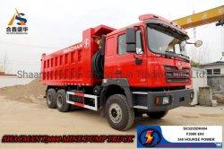 18m³ / 20m³ / 23m³ Capacity fornitore Cina per impieghi pesanti Shacman F3000 / X3000 /H3000/ 25ton/ 40 Ton Mine Tipper Dumper