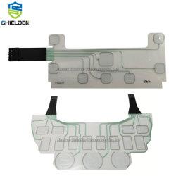 IP65 Perofrmance Graphic Control Ausschnitte Löcher Schiebe-Touch-Schalter Für Automobile