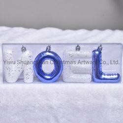 2020 новый дизайн высокий объем продаж Рождество письмо Ноэль для праздника свадебное оформление материалов крючок орнамент Craft подарки