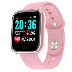 Reloj inteligente de los hombres de la temperatura corporal Smartwatch Mujer Impermeable IP67 Sport Tracker Fitness Monitor de frecuencia cardíaca de la presión arterial