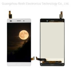 شاشة عرض الهاتف المحمول Wholmale Price Mobile Phone LCD لـ Huawei P8 Lite، شاشة عرض LCD تعمل باللمس، جهاز ترقيم لـ Huawei P8 Lite