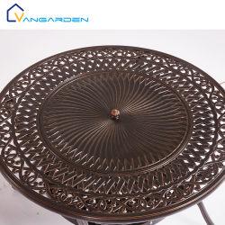 Gussaluminium im Freien BBQ-gesetzte Patio-Möbel BBQ-im Freienküche-Set