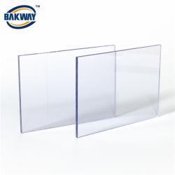 6mm 투명 플라스틱 솔리드 폴리카보네이트 건축 자재 시트(PC)