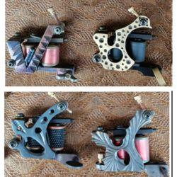 Venda de folga barato Série Dkc Wire-Cut Bobina de tatuagem máquinas de ferro