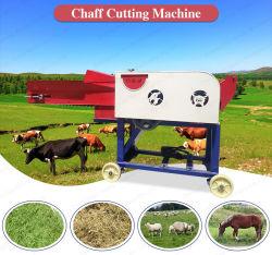 Alimentación automática completa hacer máquina de cortar pasto paja Granja Cortadoras,