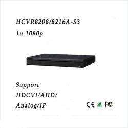 Dahua 8/16 채널 큰 저장 1u 1080P Hdcvi DVR (HCVR8208/8216A-S3)
