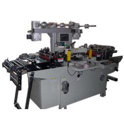 Automatisches Papieraufkleber-Gummi-Laminat-flache stempelschneidene Maschine