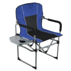 빠른 폴딩 휴대용 스포츠 컵 홀더를 가진 Ultralight 야영 고정되는 의자 테이블