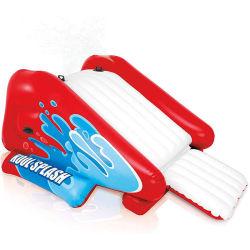 Pool-Wasser-Spielzeug-Regenbogen-Plättchen der aufblasbaren Wasser Belüftung-Plättchen-Kinder