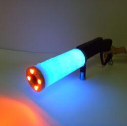 Fase de efeitos especiais LED Fumaça Pistola de CO2 DJ do jato de CO2