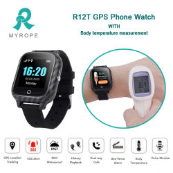 Smart Armband Band Pulse GPS Handgelenk Intelligente Uhr Körpertemperatur Überwachung