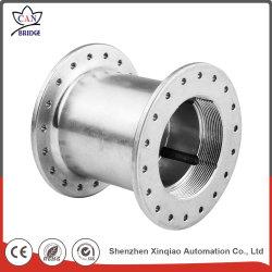 Металлические принадлежности судна алюминия CNC обрабатывающий поворачивая деталь