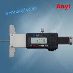 Medidores de profundidade do piso de pneu digital (125-101)