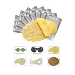 Ojo personalizada máscara brillante Círculo hidratante Salud Ocular parches para tipo de problema de los ojos