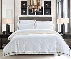 L'hôpital drap de lit Draps de lit en satin Designer de couvre-lits Bedsheet Hôtel
