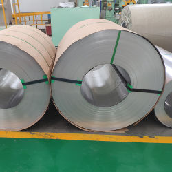 공장 도매 AISI SUS 304 316L 201 430 410 202 321 316 310S 스테인리스 스틸 코일/스트립 2b Ba n4 8K SS 코일