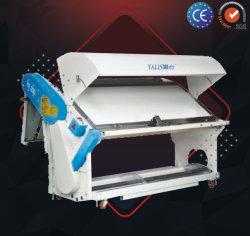 Inspection de tissu de la machine à tricoter automatique
